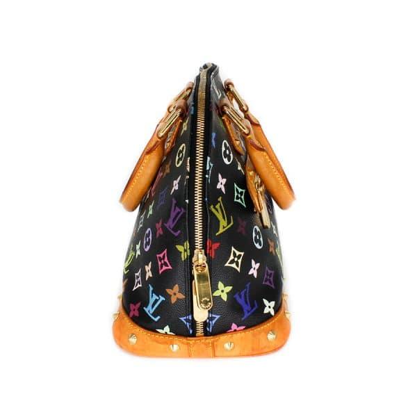 side of lv multi bag