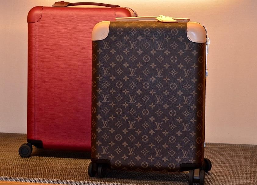 louis vuitton monogram luggage epi leather