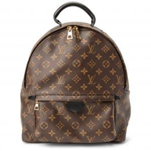 Louis Vuitton Palm Springs Monogram MM Brown