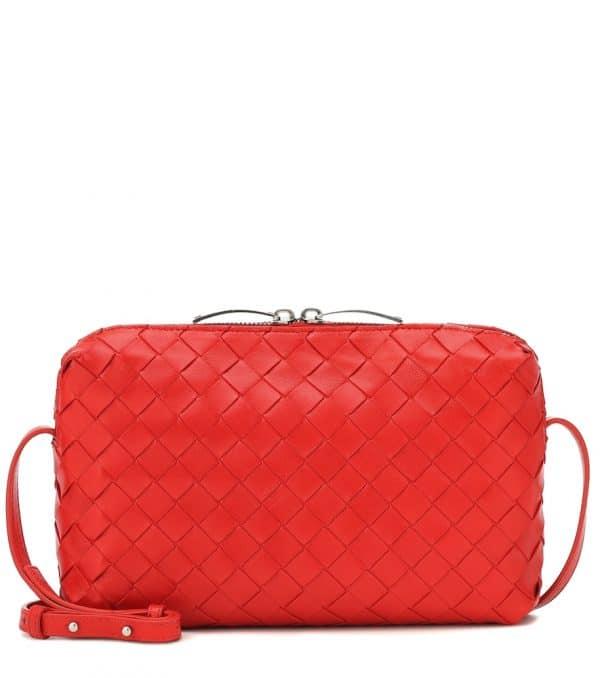 Nodini New Small leather crossbody bag